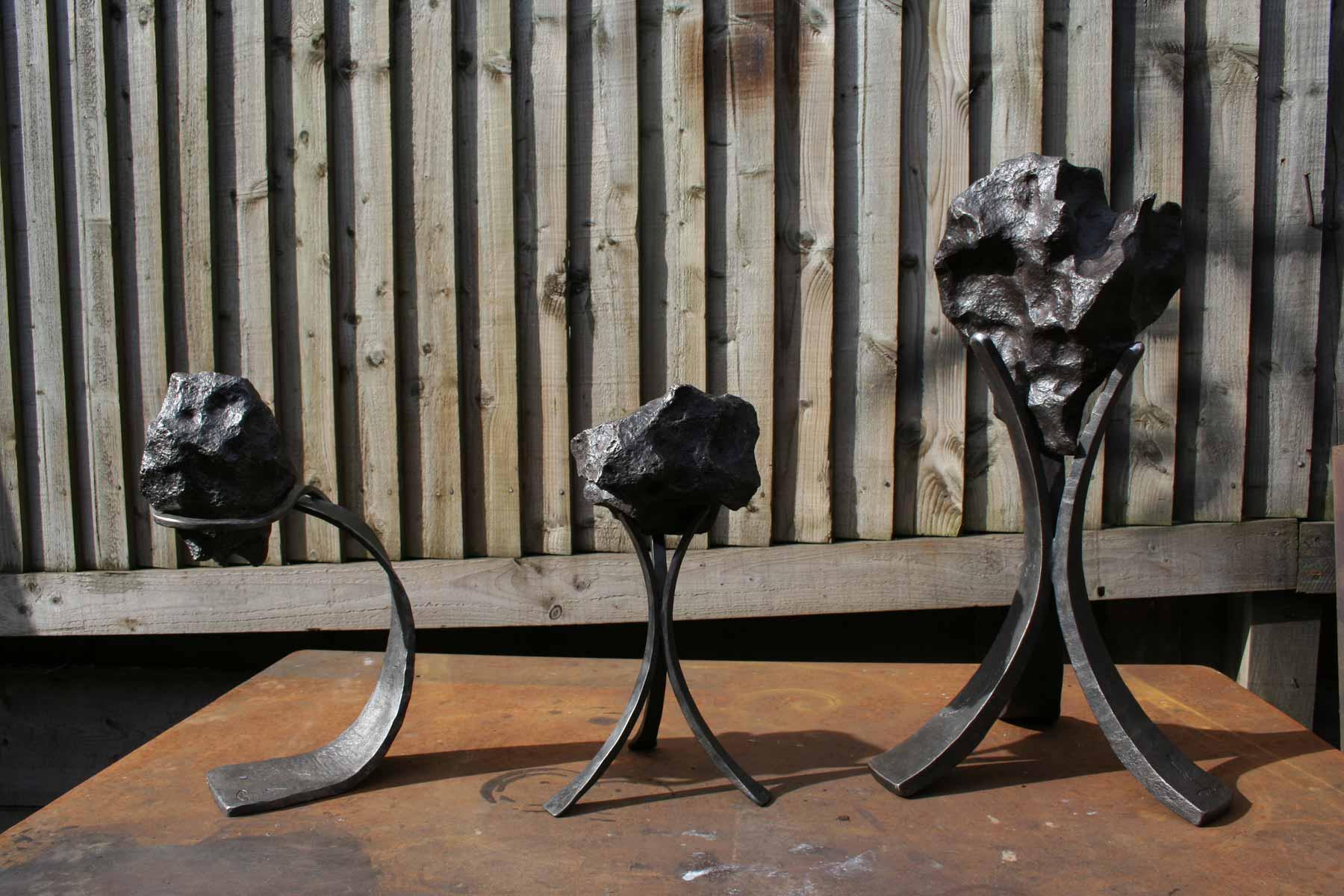 meteorite-stands
